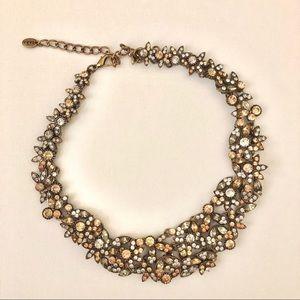 Zara Floral Statement Necklace